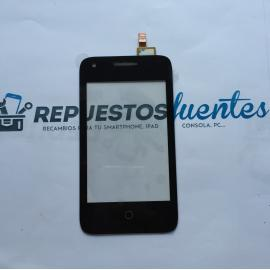 Repuesto Pantalla Tactil para ALCATEL ONETOUCH PIXI 3 4009 - Negra