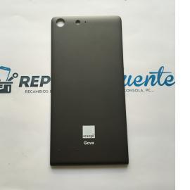 Repuesto Carcasa Tapa Trasera para Huawei Orange Gova - Gris