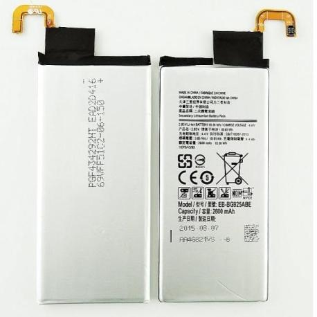 BATERIA PARA GALAXY S6 EDGE SM-G925 / EB-BG925ABE