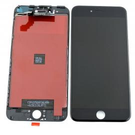 Repuesto Pantalla Tactil + LCD para iPhone 6+ Plus - Negra (Compatible)