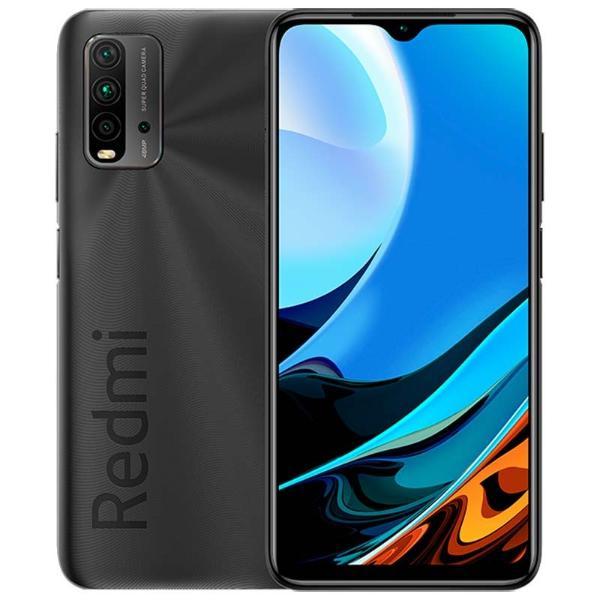 "REDMI 9T NFC 6.53"" 128GB 4GB CARBON GRAY - NUEVO A ESTRENAR"