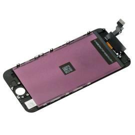 Repuesto Pantalla LCD + Tactil con Marco Frontal para iPhone 6 - Negro