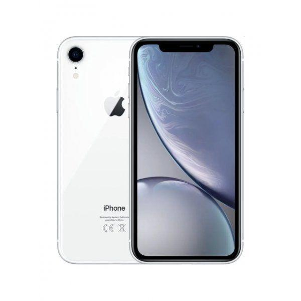IPHONE XR 64GB BLANCO - MUY BUEN ESTADO