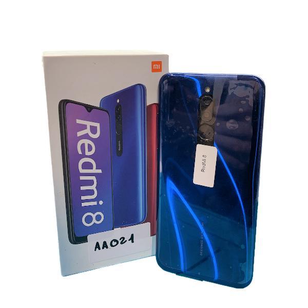 XIAOMI REDMI 8 32GB 3GB AZUL - BUEN ESTADO