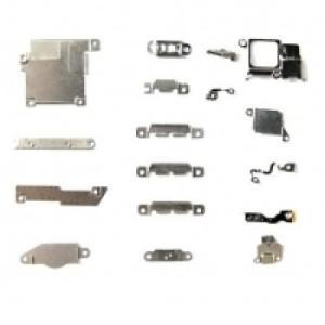 Set de 18 Piezas Metalicas para iPhone 5