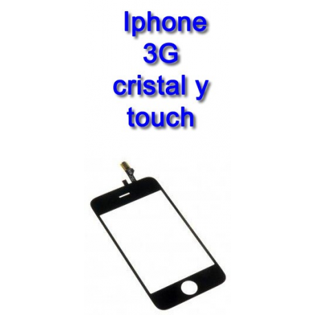 pantalla tactil iphone 3g