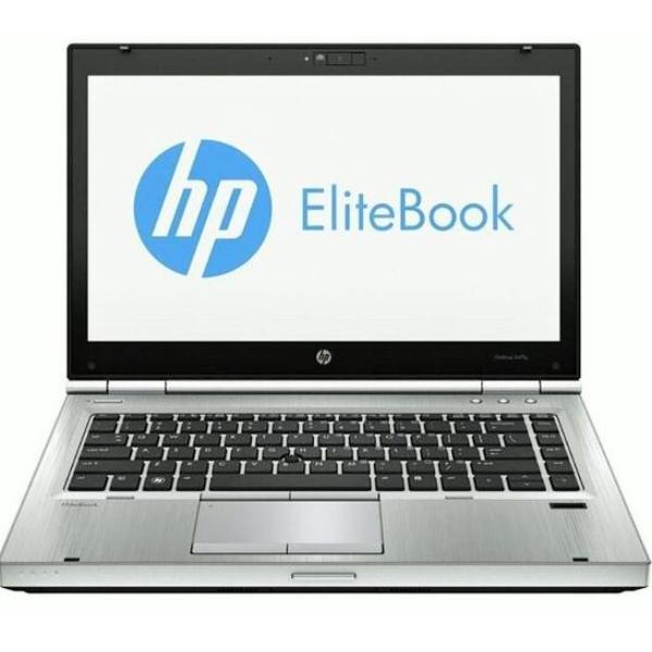 HP ELITEBOOK 8460P , I5 2540M 8GB 128 SSD 14 PULGADAS - BUEN ESTADO
