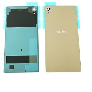 Repuesto Carcasa Tapa Trasera Original Sony Xperia Z3 Plus E6553 Xperia Z4 - Oro