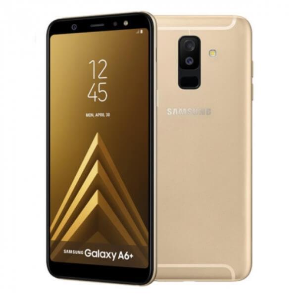 GALAXY A6 PLUS (2018) 32GB 3GB ORO - BUEN ESTADO