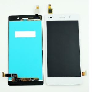 Repuesto Pantalla LCD + Tactil para Huawei Ascend P8 Lite - Blanca