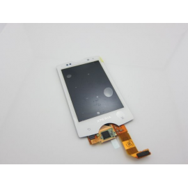 PANTALLA LCD + TACTIL BLANCA SONY ERICSSON XPERIA MINI PRO (SK17I)