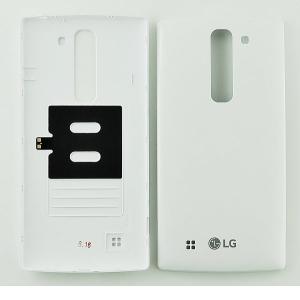 Repuesto Carcasa Tapa Trasera Bateria para LG G4c G4 Mini H525n - Blanco