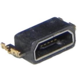 Repuesto Conector de Carga Micro USB para Nokia Lumia 820, 720