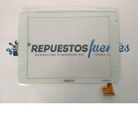 "Pantalla Tactil Universal Tablet china 8"" Pulgadas archos 80 Childpad Blanca"