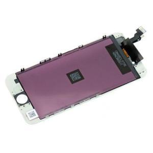 Repuesto Pantalla LCD + Tactil con Marco Frontal - IPhone 6 - Blanco