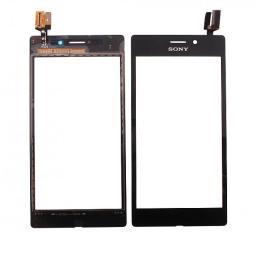 Repuesto Pantalla Tactil Sony Xperia M2 Aqua D2403 D2406 Negra