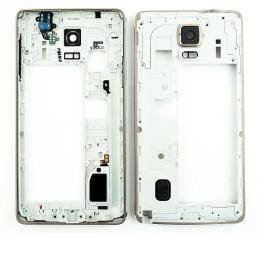 Carcasa Intermedia + Antena + Jack Audio + Buzzer Samsung Galaxy Note 4 SM-N910 - Oro