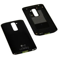 Tapa Trasera de Bateria con NFC para LG G2 D802  - Negra