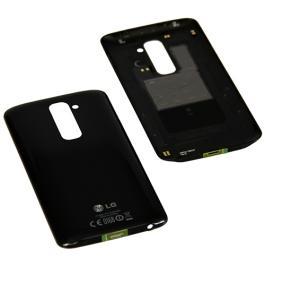 Tapa Trasera de Bateria con NFC Original para LG G2 D802 - Negra