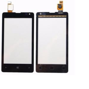 Repuesto Pantalla Tactil para Nokia Microsoft Lumia 435 - Negra