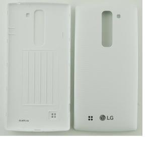 Carcasa Tapa Trasera para LG Magna H502F - Blanca