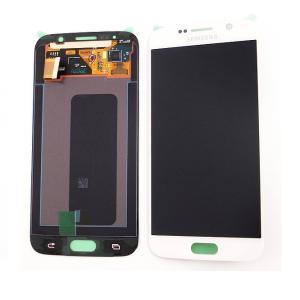 Pantalla LCD Display + Tactil Original para Samsung Galaxy S6 i9600 SM-G920 - Blanca