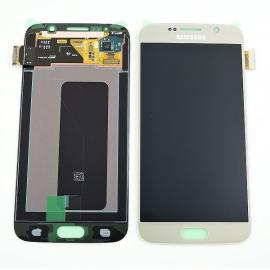 Pantalla LCD Display + Tactil Original para Samsung Galaxy S6 i9600 SM-G920 - Oro