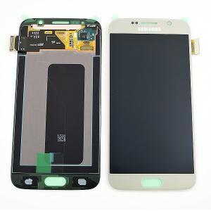 Pantalla LCD Display + Tactil Original para Samsung Galaxy S6 i9600 SM-G920 - Oro