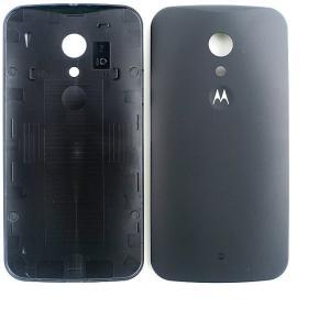 Carcasa Tapa Trasera Motorola Moto G2 Xt1603 Negra