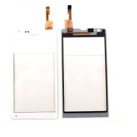 Repuesto pantalla tactil cristal Sony Xperia Sp C5303 C5302 M35H Blanca