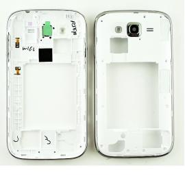 Carcasa Intermedia Original para Samsung Galaxy Grand Neo i9060 Dual - Blanca