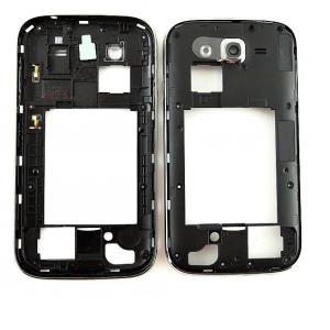 Repuesto Carcasa Intermeda para Samsung Galaxy Grand Neo i9060 Dual - Negra
