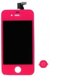 Cambio de color tu Iphone 4 a Rosa