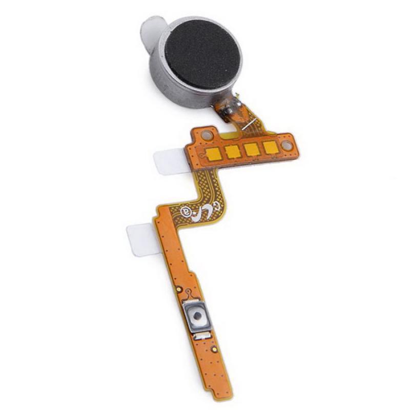 Repuesto Flex Encendido ON / OFF y Vibrador para Samsung Galaxy Note 4 SM-N910
