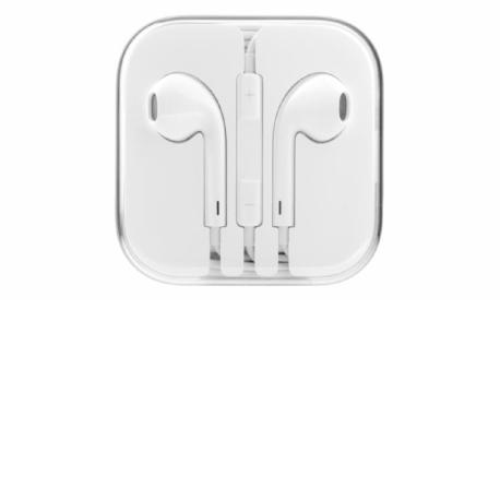 Auriculares Apple iPhone 5, 5s, 5c , 6, 6+, ipad mini , ipad 4 air MD827ZM/A Blanco
