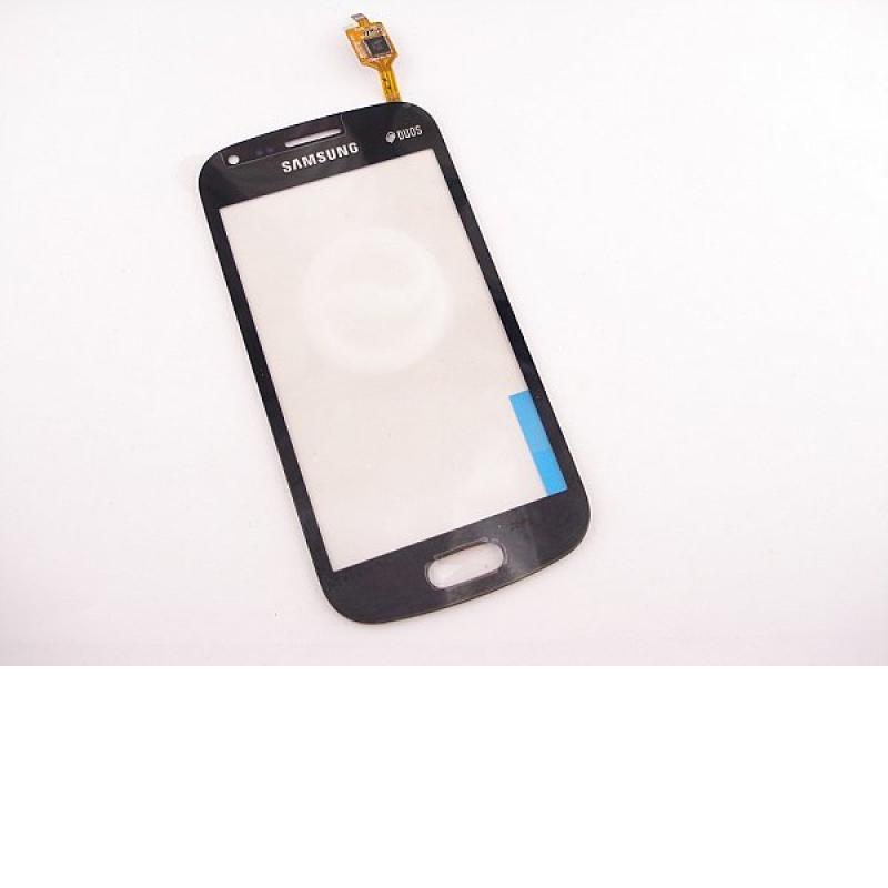 Pantalla Tactil Cristal Samsung S7562 Galaxy S Duos y Galaxy Trend S7560 - Negro