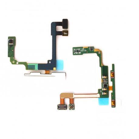 Repuesto Flex Volumen y Microfono para Samsung Galaxy A3 A300F
