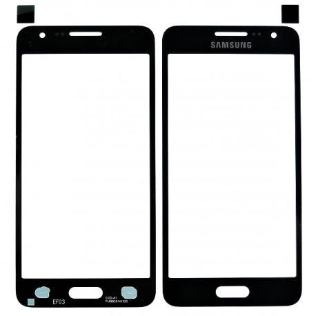 Cristal Ventana Gorilla Glass Negro Samsung Galaxy A3 A300F