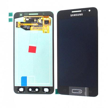 Pantalla Lcd + Tactil Original Samsung Galaxy A3 A300F SM-A300FU Negro