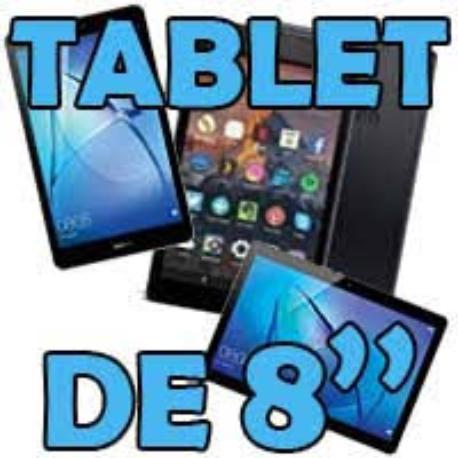"""LOTE DE 9 TABLET 8"""""""