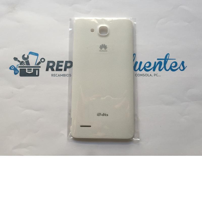 Carcasa Tapa Trasera para Huawei G750 - Blanca
