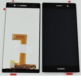 Pantalla LCD Display + Tactil para Huawei Ascend P7 Sophia - Negro