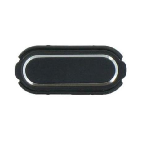 Repuesto Boton Home para Samsung Galaxy A3 A300, A5 A500 y A7 A700 - Negro