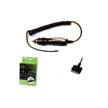 CARGADOR COCHE HOME IPHONE 2G,3G,3Gs,4,4s