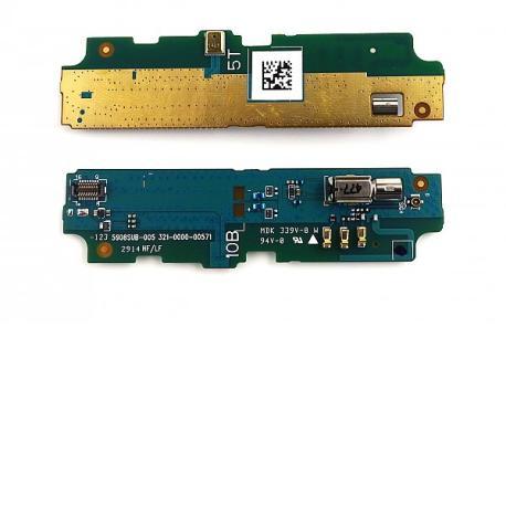 Modulo Vibrador y Microfono Original Sony Xperia E3 D2202 D2203 D2206 D2212