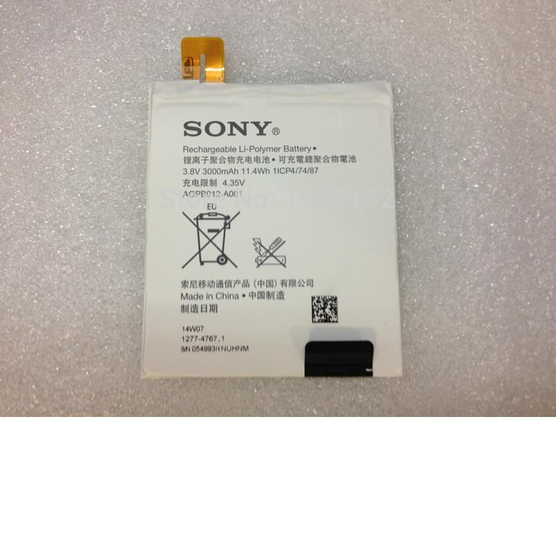 Bateria Original para Sony Xperia T2 Ultra (D5303, D5306), Xperia T2 Ultra Dual (D5322)