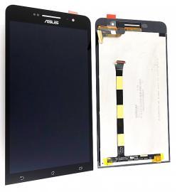Repuesto Pantalla LCD + Tactil Original Asus Zenfone 6 Negra