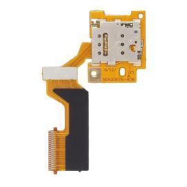 Repuesto Flex Lector Tarjeta Sim para HTC One M9