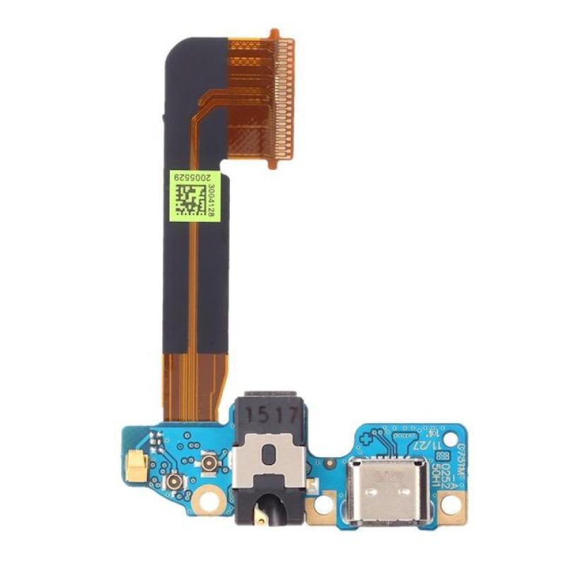 Flex Carga Micro USB, Jack de Audio y Microfono para HTC One M9