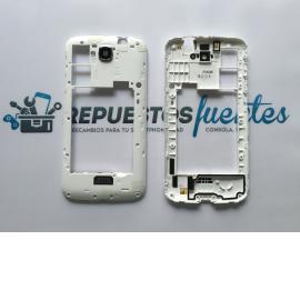 Carcasa Intermedia Alcatel Touch Pop C7 OT 7040 7041x Blanca - Recuperada